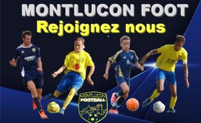 Montluçon Foot Rejoignez nous