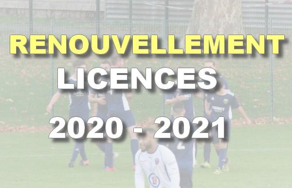 Licences Montluçon Foot