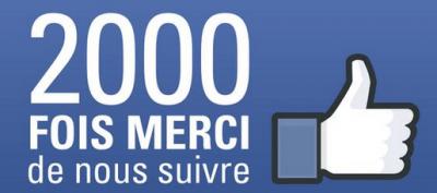 Facebook Montluçon Foot 2000 like