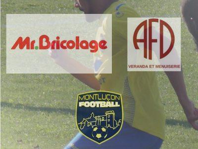 Montluçon Foot sponsors