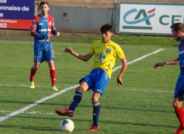 Thomas Painault Montluçon Football