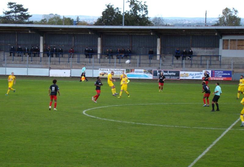 Montluçon Foot Sporting Club Lyon B