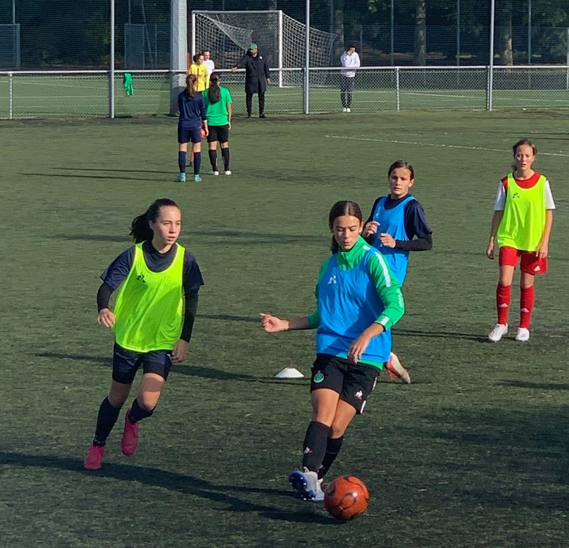 Montluçon Foot jeunes féminines