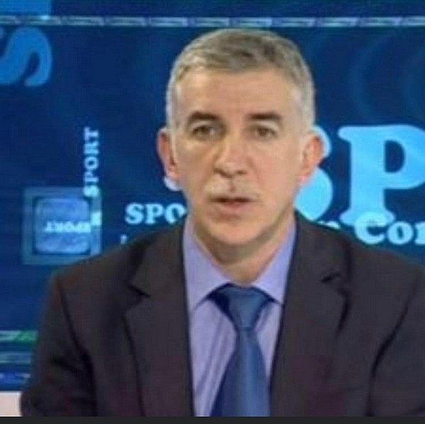 Julien Lolli directeur général et sportif Montluçon Football