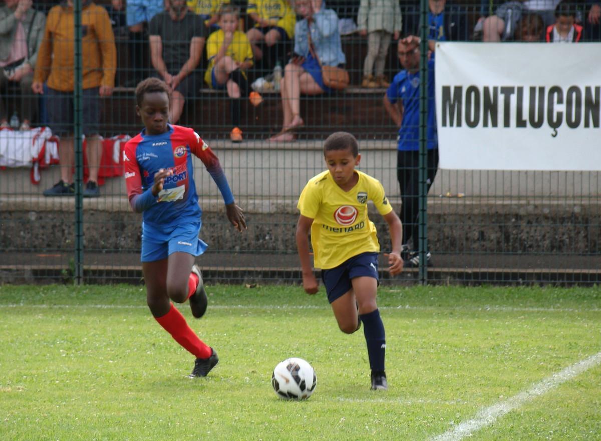 Tournoi U11 Montluçon Foot
