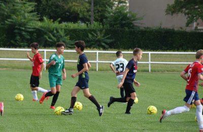 U14 Montluçon Foot