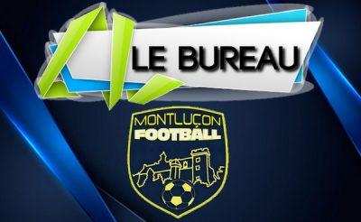 Bureau Montluçon Foot