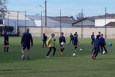 Ecole foot Montluçon